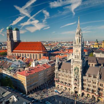 Flight to Munich